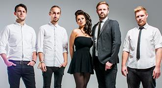 The Fanatics Band for hire Staffordshire